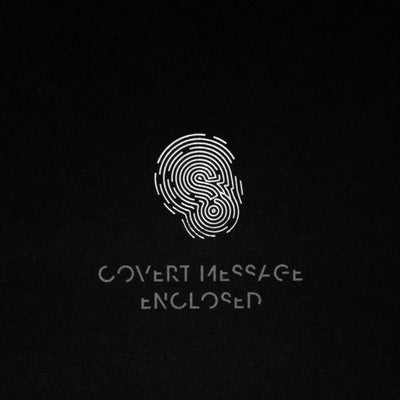 SPYSCAPE Covert Message Enclosed Greeting Card