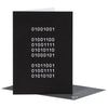 SPYSCAPE I Love You Binary Greeting Card -