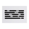 SPYSCAPE Redacted Question Everything Postcard -