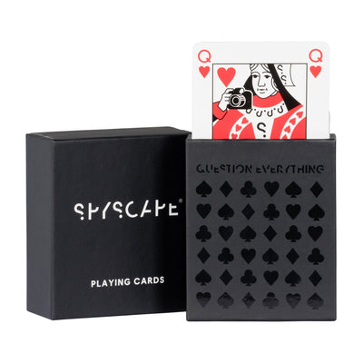 SPYSCAPE Playing Cards