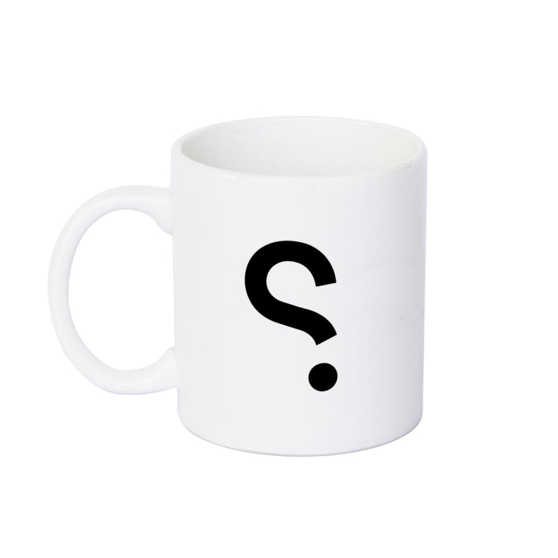 SPYSCAPE White Mug