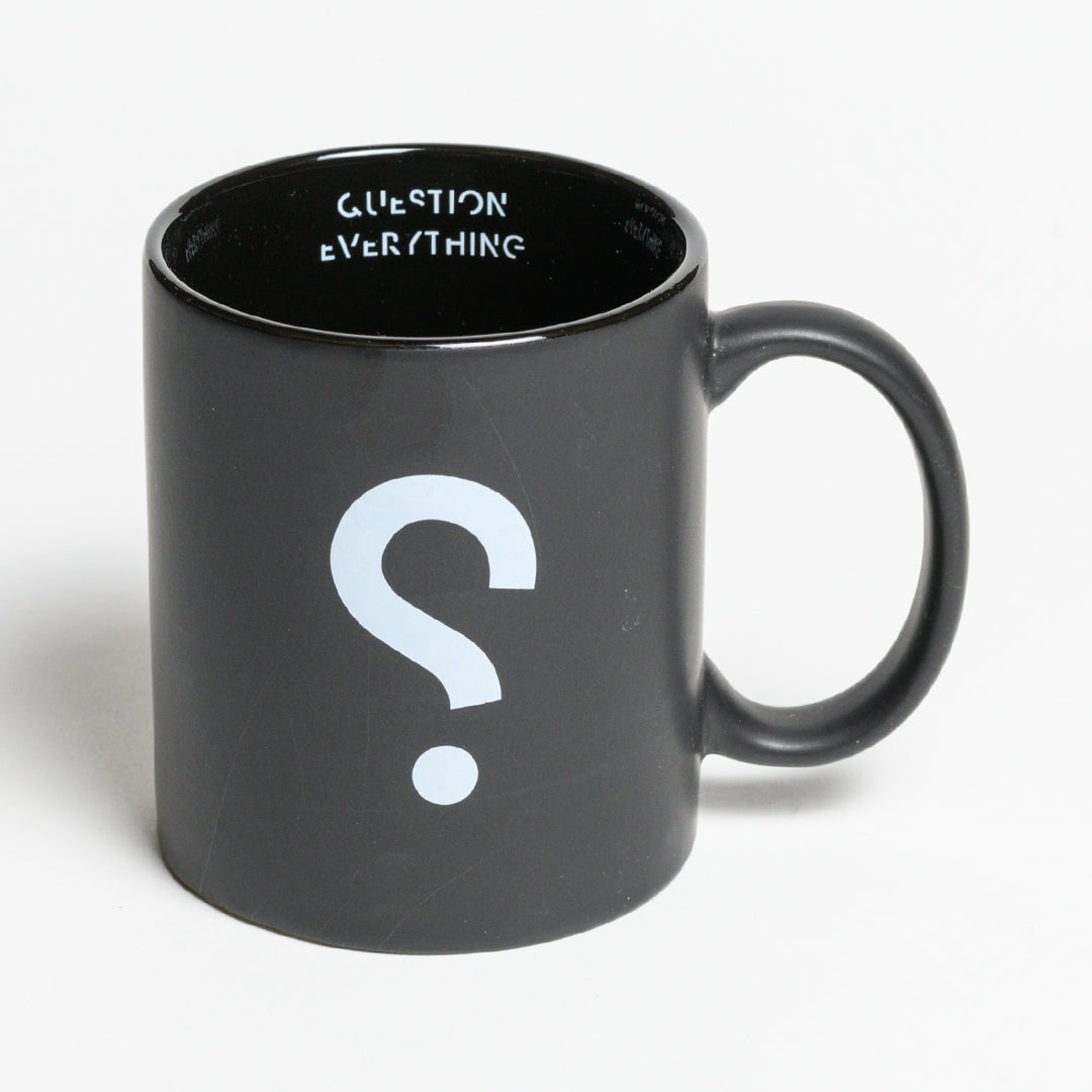 SPYSCAPE Black Mug