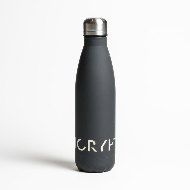 SPYSCAPE Cryptologist Water Bottle