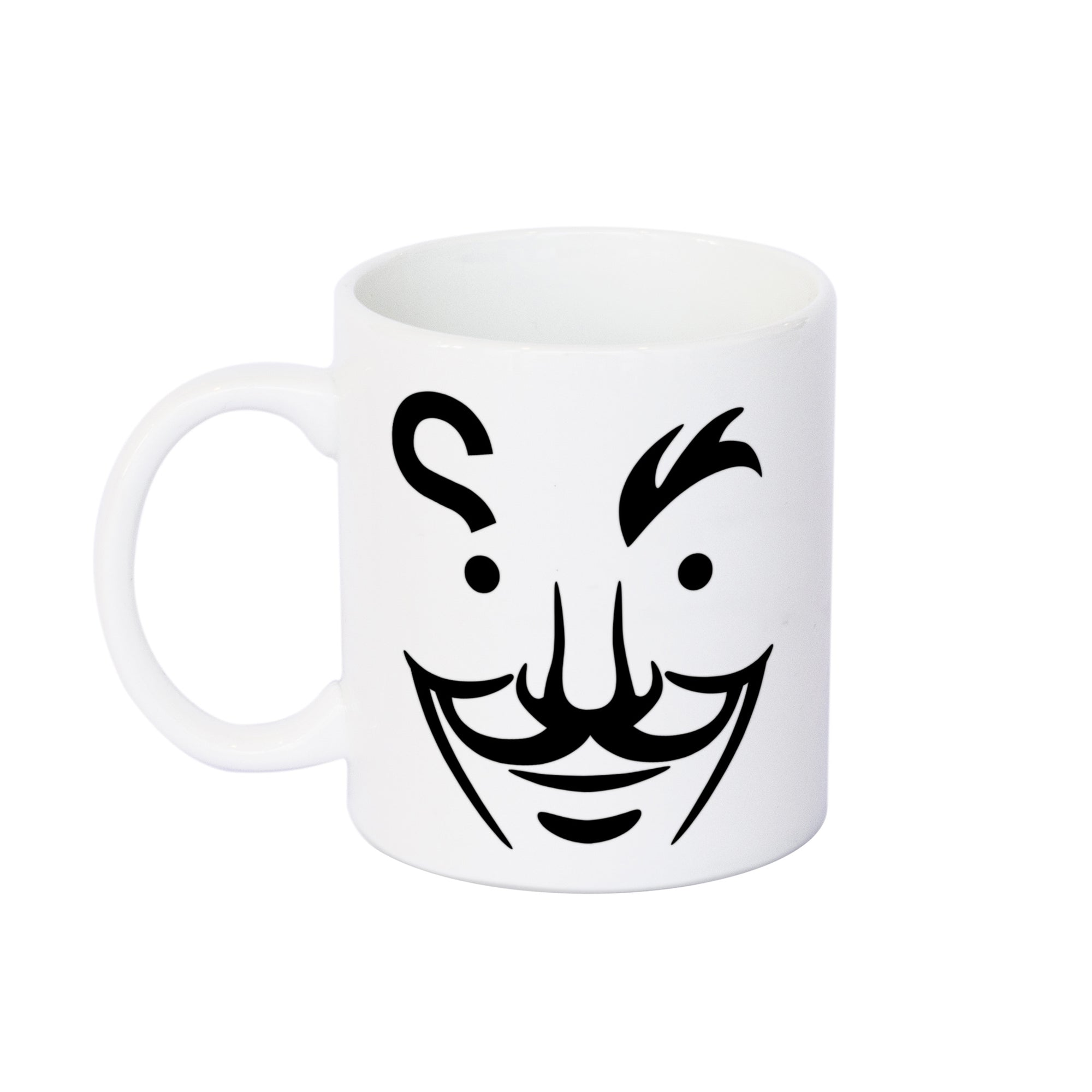 SPYSCAPE Hacker Mug
