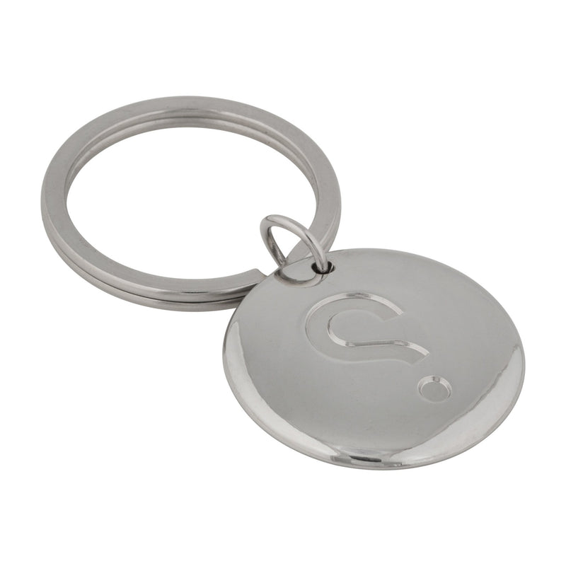 SPYSCAPE Silver Keyring