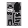 SPYSCAPE Hacker and Agent Decal Book -
