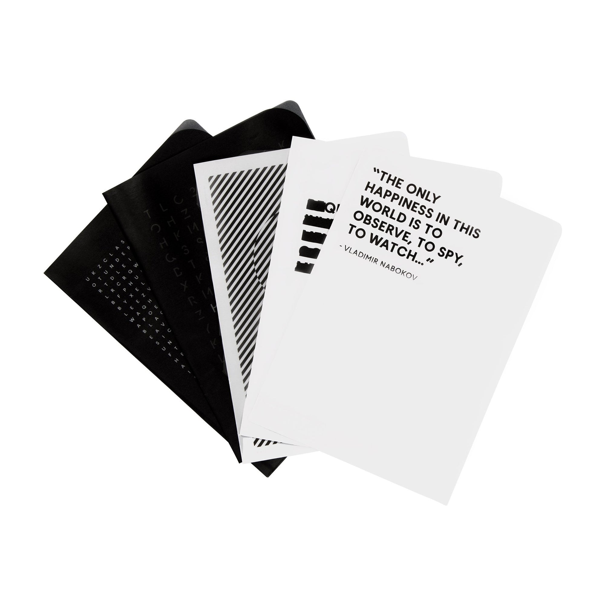 SPYSCAPE Document Wallets -