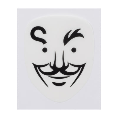 SPYSCAPE Hacker Face Large Laptop Decal -