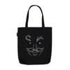SPYSCAPE Hacker Tote Bag With RFID Blocking Zip Pocket -