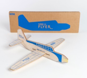 Turbo Flyer - Blue -