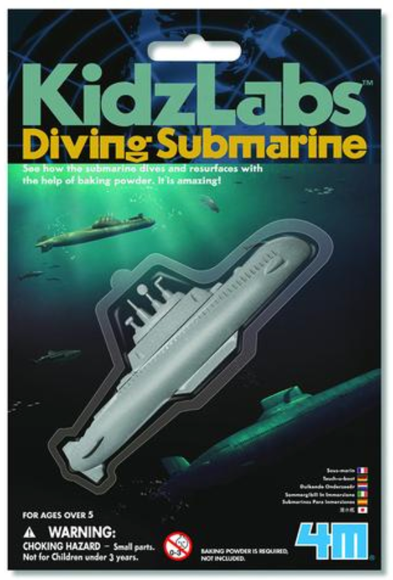 Diving Submarine -