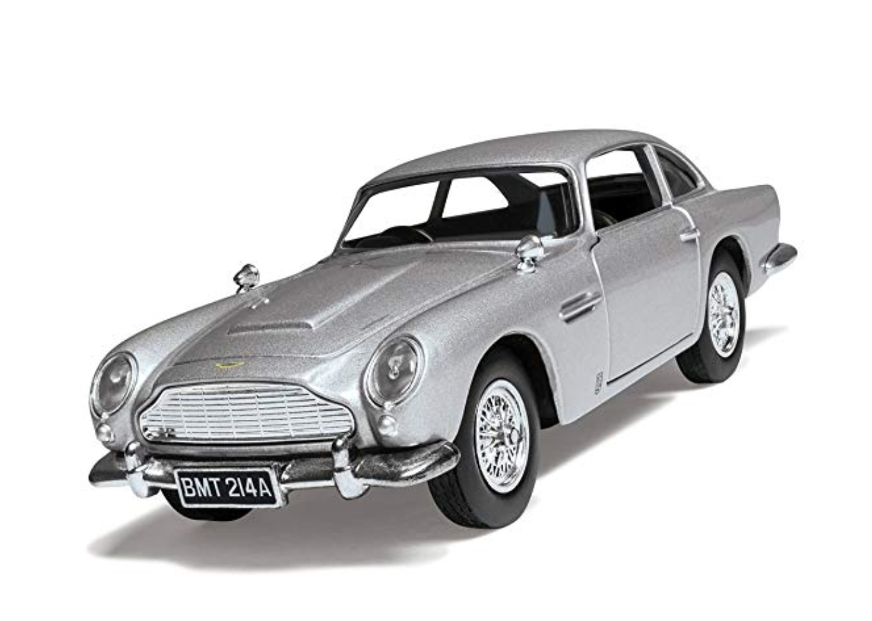 James Bond Aston Martin DB5 'GoldenEye' -