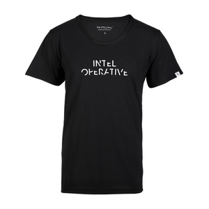SPYSCAPE Intel Operative with Hidden Zip Pocket - T-Shirt