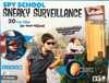 Spy School Sneaky Surveillance Kit -