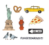 New York Set -
