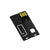 CustomUSB FoldIT USB Flash Drive 16GB - Black
