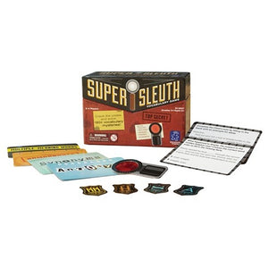 Super Sleuth Family Vocab Game