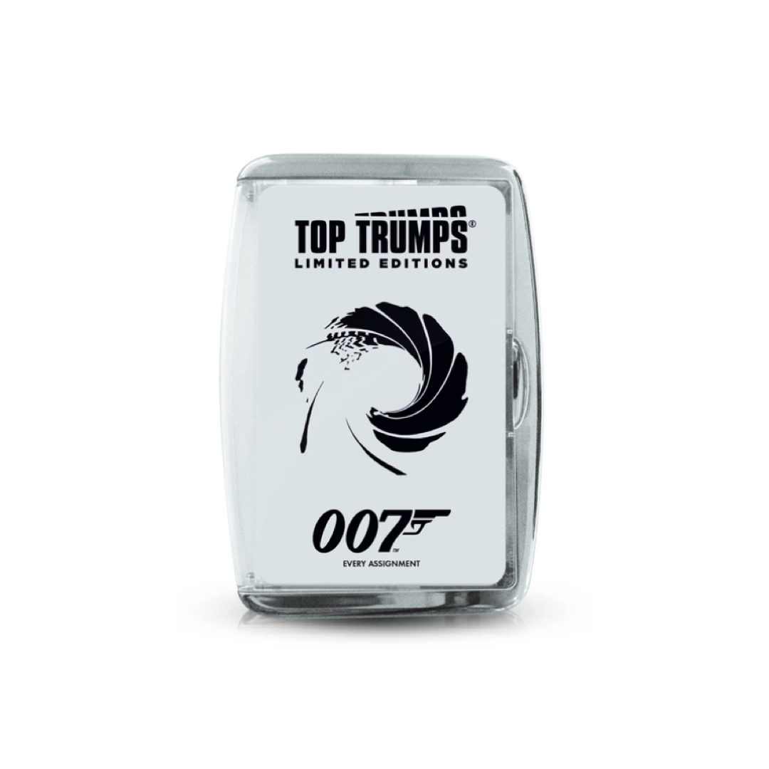 James Bond Top Trumps