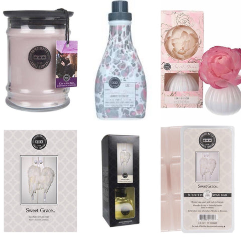 Candles, Diffusers & More