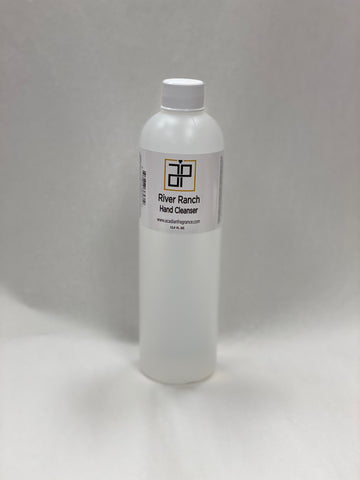 12OZ REFILL HAND CLEANSER RIVER RANCH