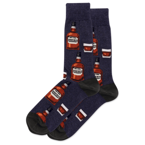 SOCKS-DENH-BOURBON