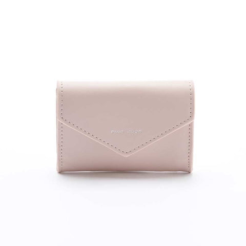 CAROL CARD CASE-MUTED ROSE