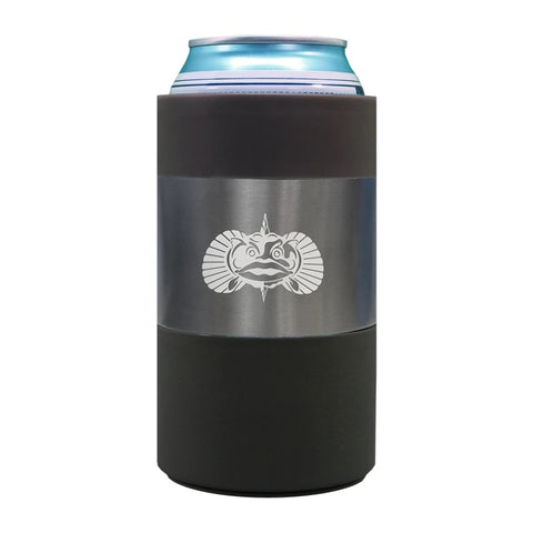 TOADFISH-NON TIPPING CAN COOLER -GRAPHITE