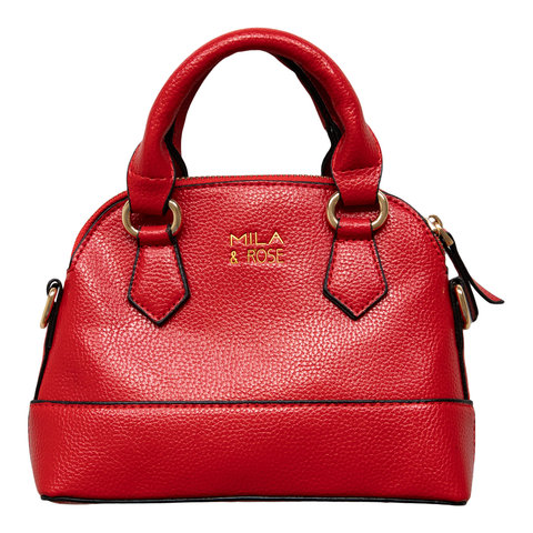 GIRL'S PURSE-RED