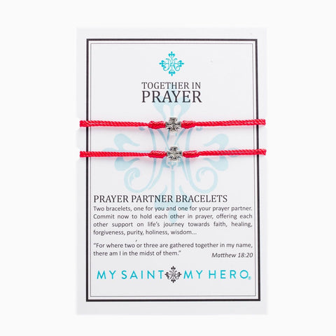 PRAYER PARTNER RED