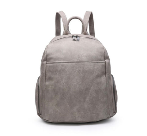 MADDIE BACKPACKS-STONE