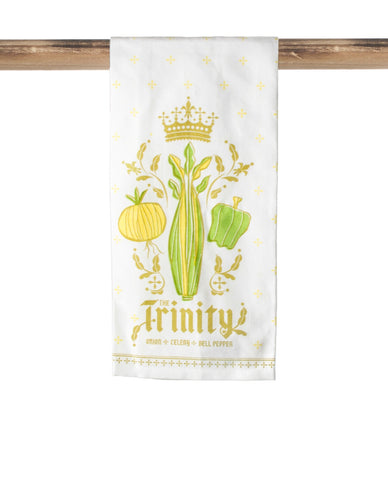 KITCHEN TOWEL: TRINITY
