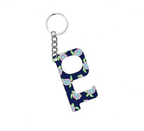 HANDS-FREE KEYCHAIN-TURTLE BAY