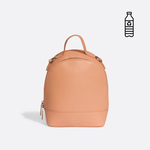 CORA SMALL BACKPACK-APRICOT