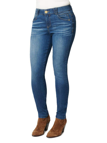 "DEMOCRACY JEANS Stretch Denim Jegging ""Ab""solution® Booty Lift Jean"