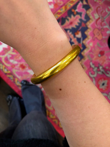 BUDHAGIRL BANGLE-TZUBBIE-GOLD