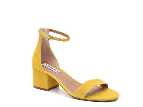 FOOTWEAR-IRENEE SUNFLOWER SUEDE