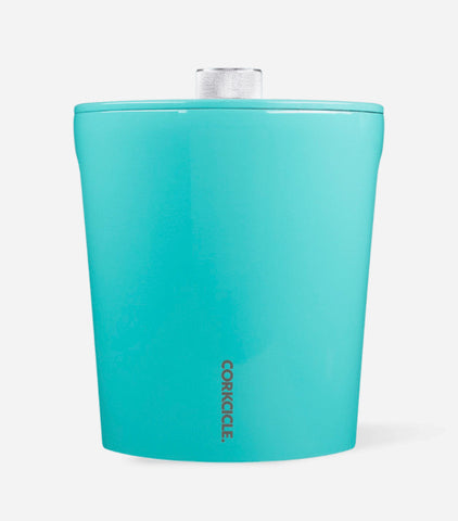 ICE BUCKET-GLOSS TURQUOISE