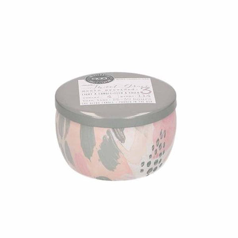 SWEET GRACE COLLECTION #033 TIN CANDLE 4OZ