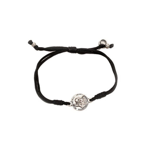 BREATHE- BRACELET -BLACK POPE FRANCIS