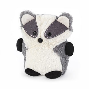 WARMIES HOOTY FRIENDS BADGER