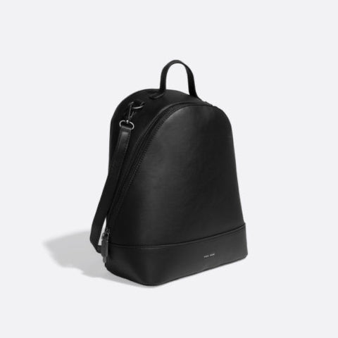 CORA LARGE BACKPACK-BLACK