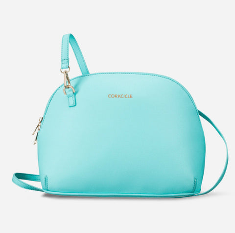 LUNCH BOX-ADAIR CROSSBODY-TURQUOISE