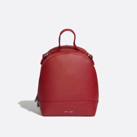 CORA SMALL BACKPACK-RED