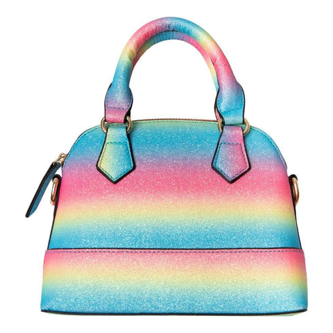 GIRL'S PURSE-NEON RAINBOW