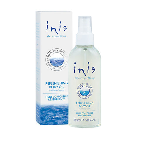 Inis Replenishing Body Oil 150ml/5 fl. oz.