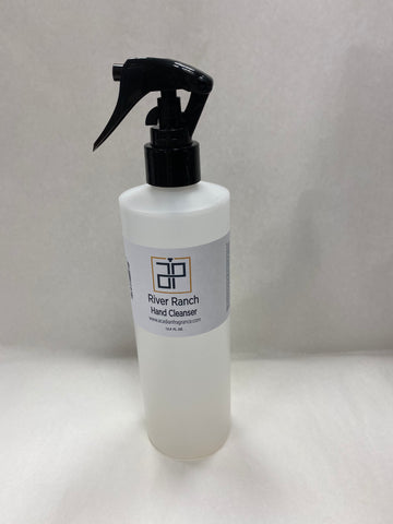 12OZ SPRAY HAND CLEANSER RIVER RANCH