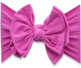 SOLID BAB HEADBAND-BARBIE