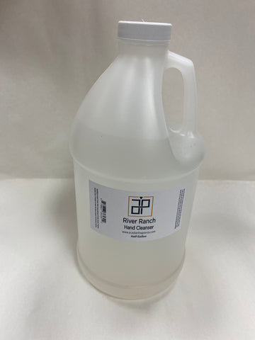 64OZ REFILL HAND CLEANER RIVER RANCH