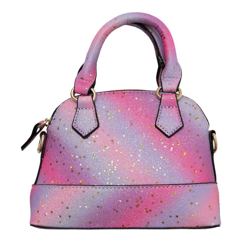 GIRL'S PURSE-PRINCESS GLITTER
