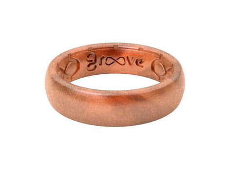 THIN COPPER RING